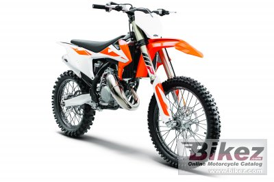 2019 KTM 150 SX specifications and pictures