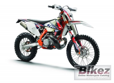2019 KTM 250 EXC TPI Six Days