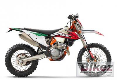 2020 KTM 250 EXC-F Six days