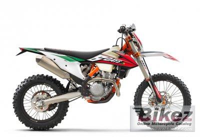 2020 KTM 350 EXC-F Six Days