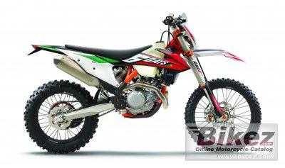 2020 KTM 450 EXC-F Six Days