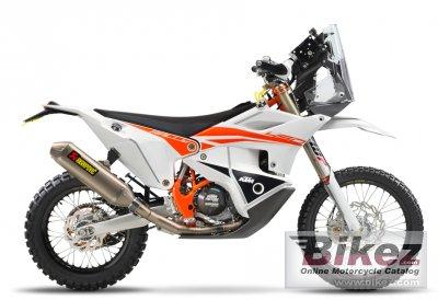 2020 KTM 450 Rally Replica
