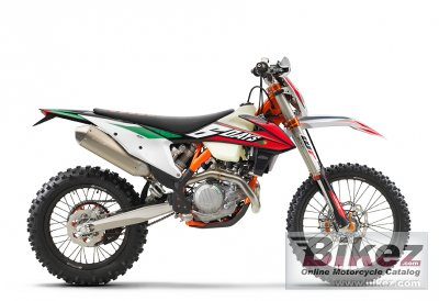 2020 KTM 500 EXC-F Six days