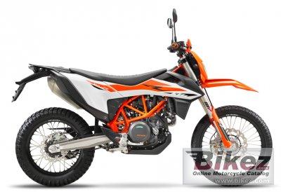 2020 KTM 690 Enduro R
