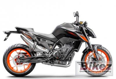 2020 KTM 790 Duke L