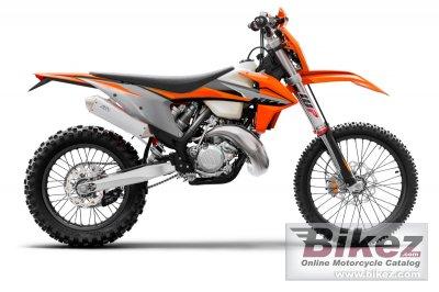 2021 KTM 150 EXC TPI
