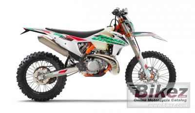 2021 KTM 250 EXC TPI Six Days
