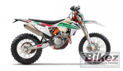2021 KTM 250 EXC-F Six days