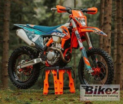 2021 KTM 350 EXC-F Wess