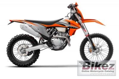 2021 KTM 350 EXC-F