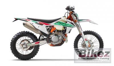 2021 KTM 450 EXC-F Six Days