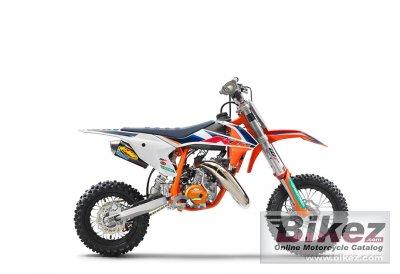 2021 KTM 50 SX Factory
