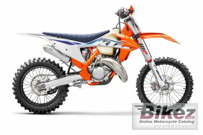 2022 KTM 125 XC