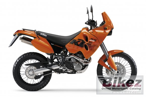KTM Adventure 640