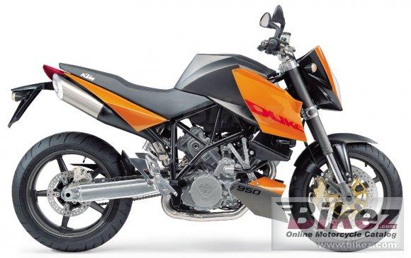 KTM Duke 950