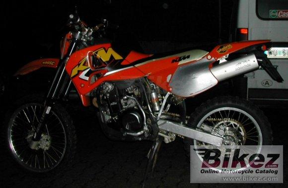 KTM EGS 400