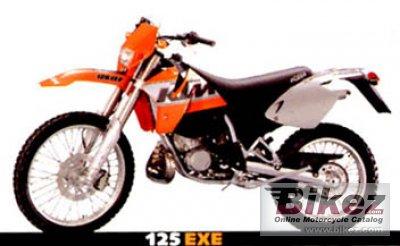 KTM Enduro 125