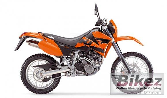 KTM Enduro 640