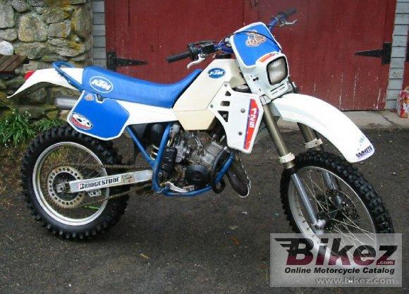 KTM Enduro Sport 125