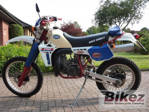 KTM Enduro Sport 250