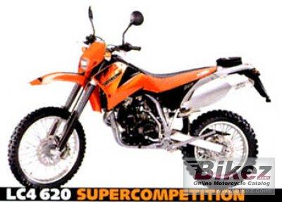 KTM LC4 600