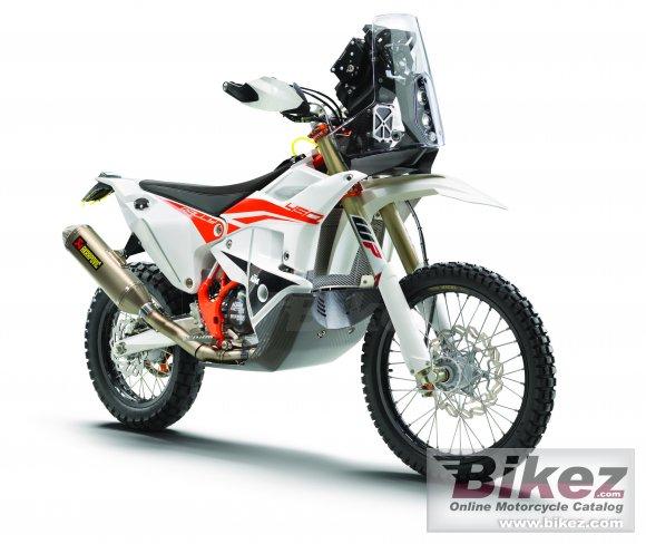 KTM Rally 450
