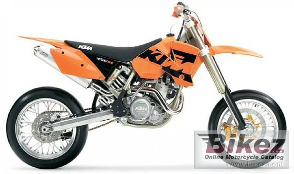 KTM SMC 450