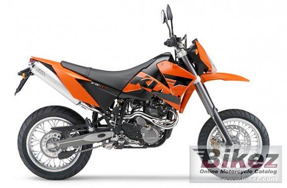 KTM Supermoto 640