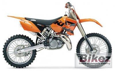 KTM SX 200