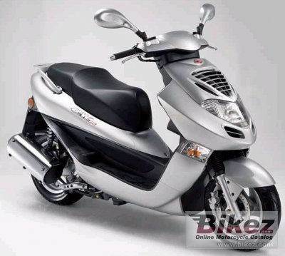 2004 Kymco Bet and Win 250 photo