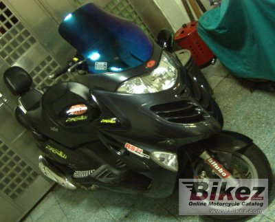 2004 kymco grand dink 150 specifications and pictures