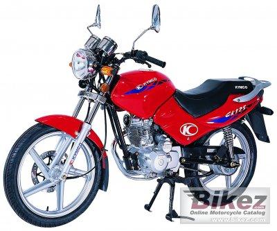 2005 Kymco 125 Pulsar CK