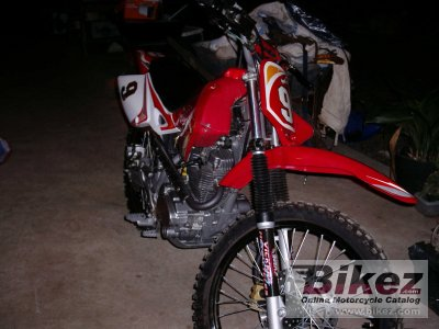 2005 Kymco 150 Stryker Offroad photo