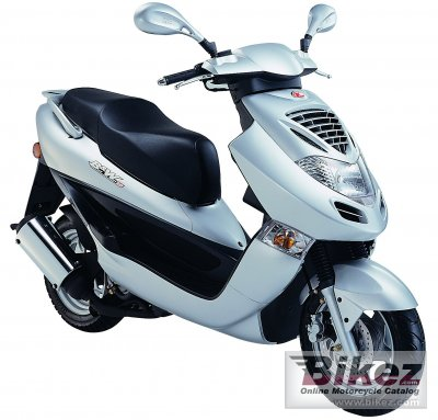 2005 Kymco Bet and Win photo