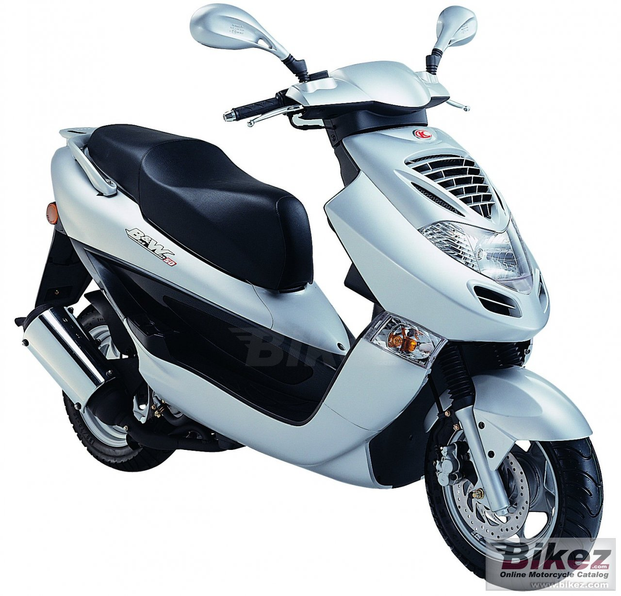 Big Kymco bet and win picture and wallpaper from Bikez.com
