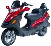2005 Kymco Dink / Yager 125 photo