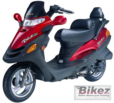 2005 Kymco Dink - Yager 125 photo