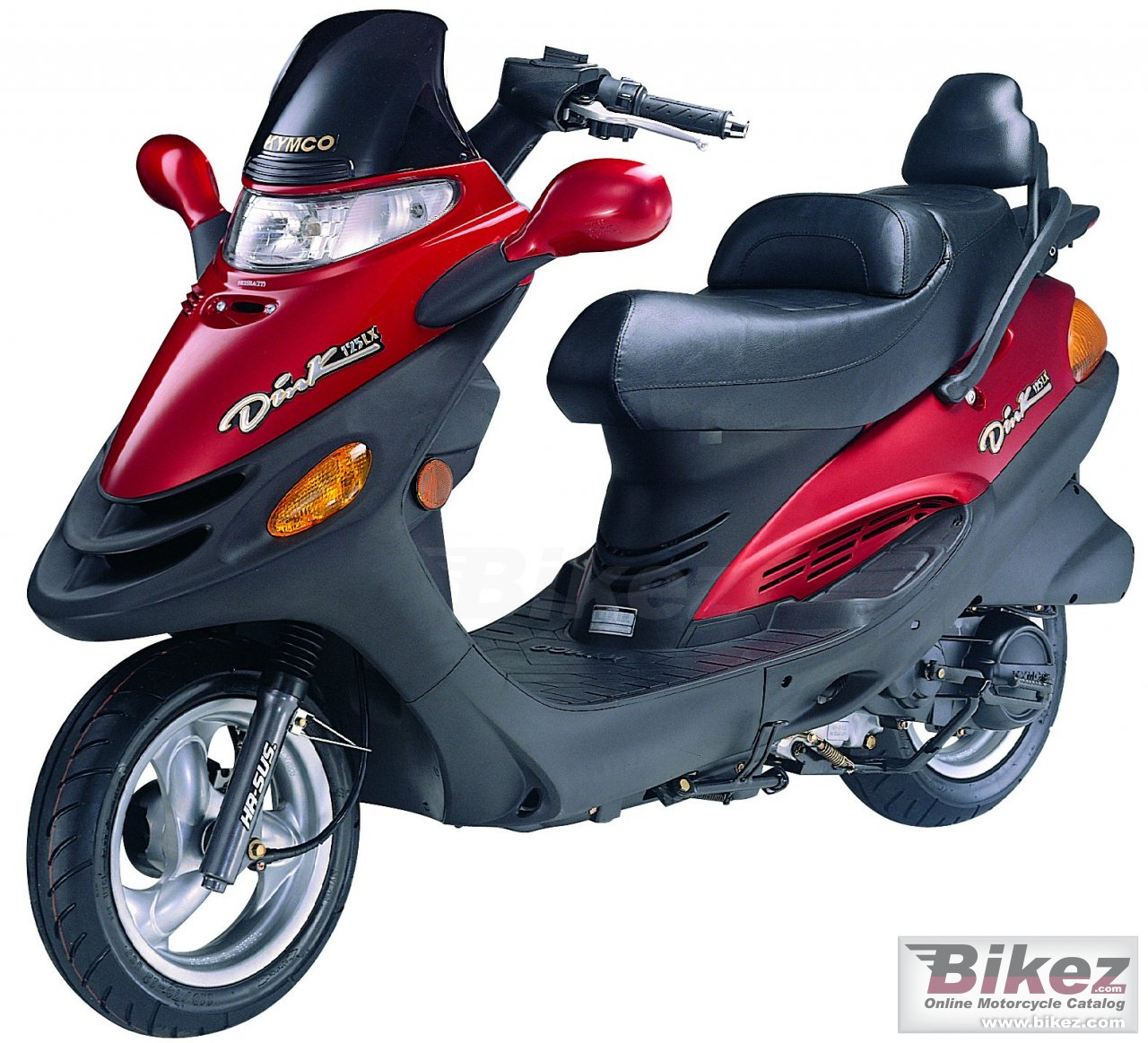 Kymco Dink - Yager 125