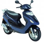 2005 Kymco Movie XL 150