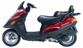 2005 Kymco Dink / Yager 150 photo
