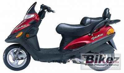 2005 Kymco Dink - Yager 150 photo