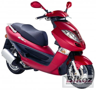 2005 Kymco Bet and Win 150 photo