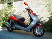 2005 Kymco Bet  and  Win 250