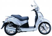 2005 Kymco People 250 photo