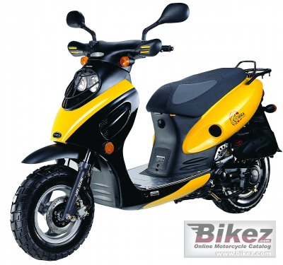 2005 Kymco Top Boy 50 Off Road