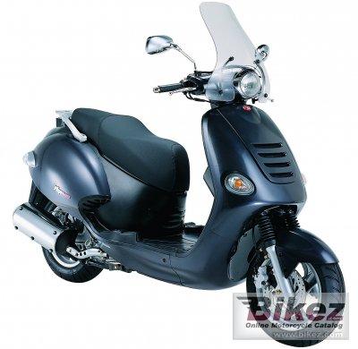 2005 Kymco Yup 250