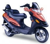 2006 Kymco Dink Yager 50  A/C photo