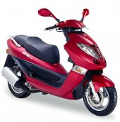 2006 Kymco Bet  and  Win photo