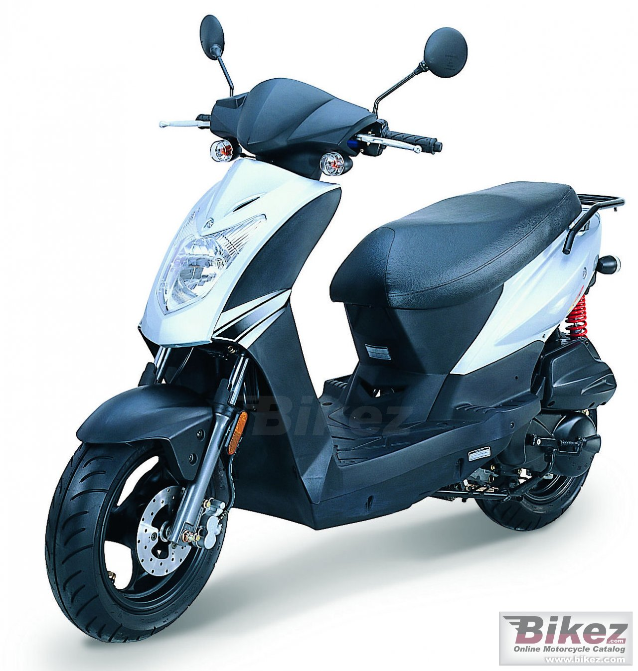 Big Kymco agility 50 picture and wallpaper from Bikez.com