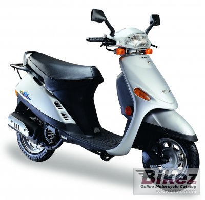 2006 Kymco DJ Refined 50 photo